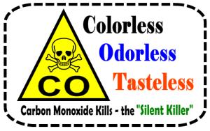 Carbon Monoxide Awareness Banner